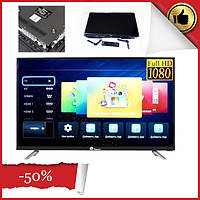 Дешевый LED телевизор Domotec tv 32 дюйма 32ln4100 dvb-t2, Smart tv, USB, HDMI, HD