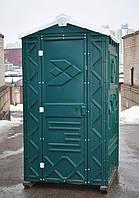 Биотуалет кабина зеленый