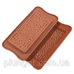 Форма силіконова для шоколаду Кавові зерна