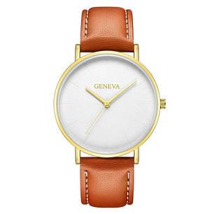 Geneva Classic Brown-Silver-White, фото 2