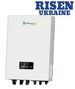 Мережевий інвертор TRANNERGY TRN020KTL 20 кВт 380В 2 МРРТ