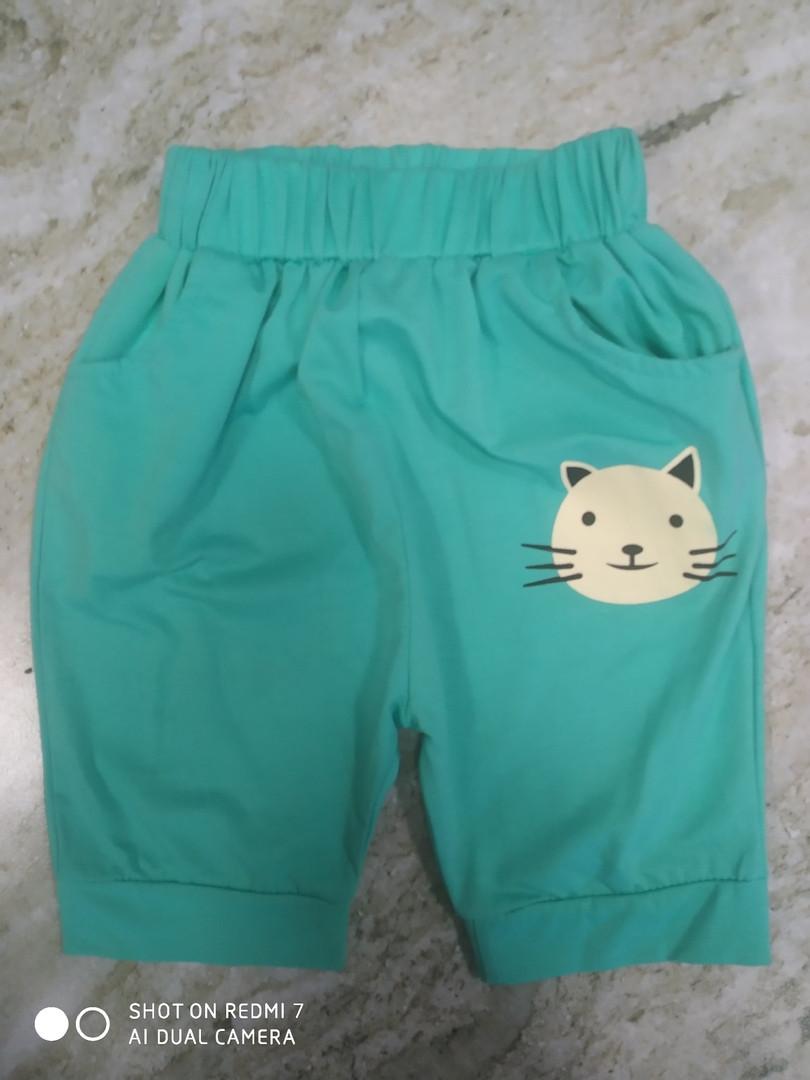 Стильные  шорты  на мальчиков