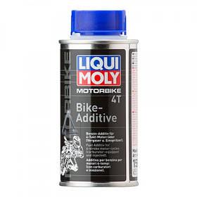 Присадка для очистки топливной системы -Motorbike 4T Additiv 0.125 л., (Liqui Moly)
