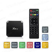 X96 mini 2/16 Гб Smart TV box ТВ приставка