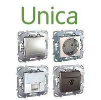 Механизмы Unica Schneider Electric