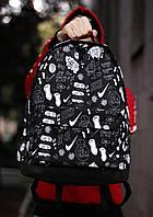 Рюкзак Nike городской / спортивный портфель сумка ТОП качества