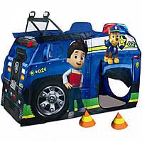 """Палатка детская игровая шатер для мальчиков HF089 """"Щенячий патруль"""""""
