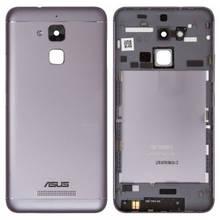 Задняя крышка Asus ZenFone 3 Max ZC520TL X008D серая
