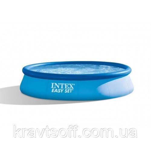 Intex Бассейн наливн. 28120 NP (1) размером 305х76см, объём: 3854л, вес: 8,4кг