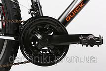 """Велосипед ARDIS Quick MTB 26"""" 19"""" Черный, фото 3"""