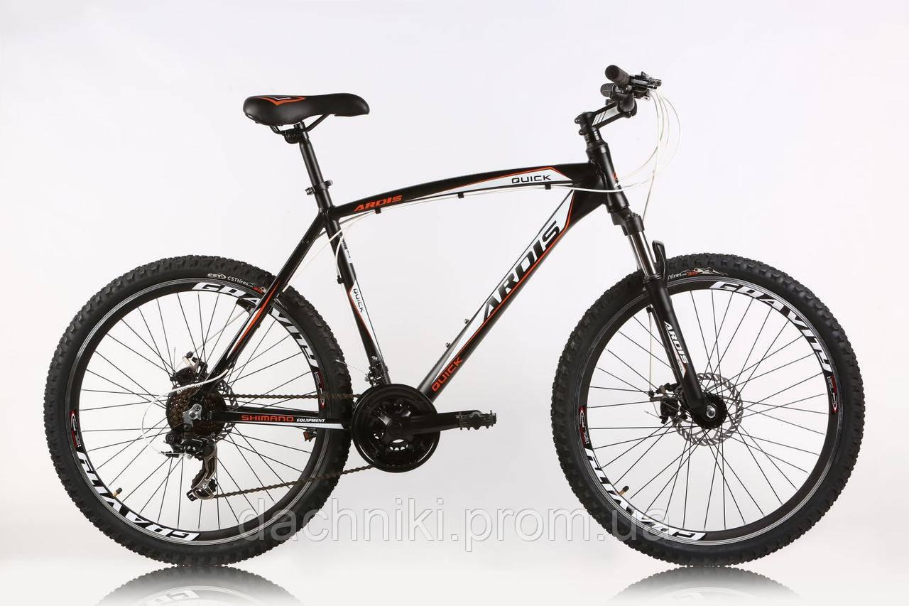 """Велосипед ARDIS Quick MTB 26"""" 19"""" Черный"""