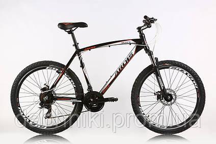 """Велосипед ARDIS Quick MTB 26"""" 19"""" Черный, фото 2"""
