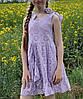 Модное  платье для девочки  код 814  лето , размеры на рост от 116 до 134 возраст от 5 до 9 лет