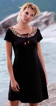 Пляжне плаття з віскози