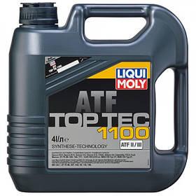 Масло для АКПП и гидроприводов - Top Tec ATF 1100 4 л., (Liqui Moly)