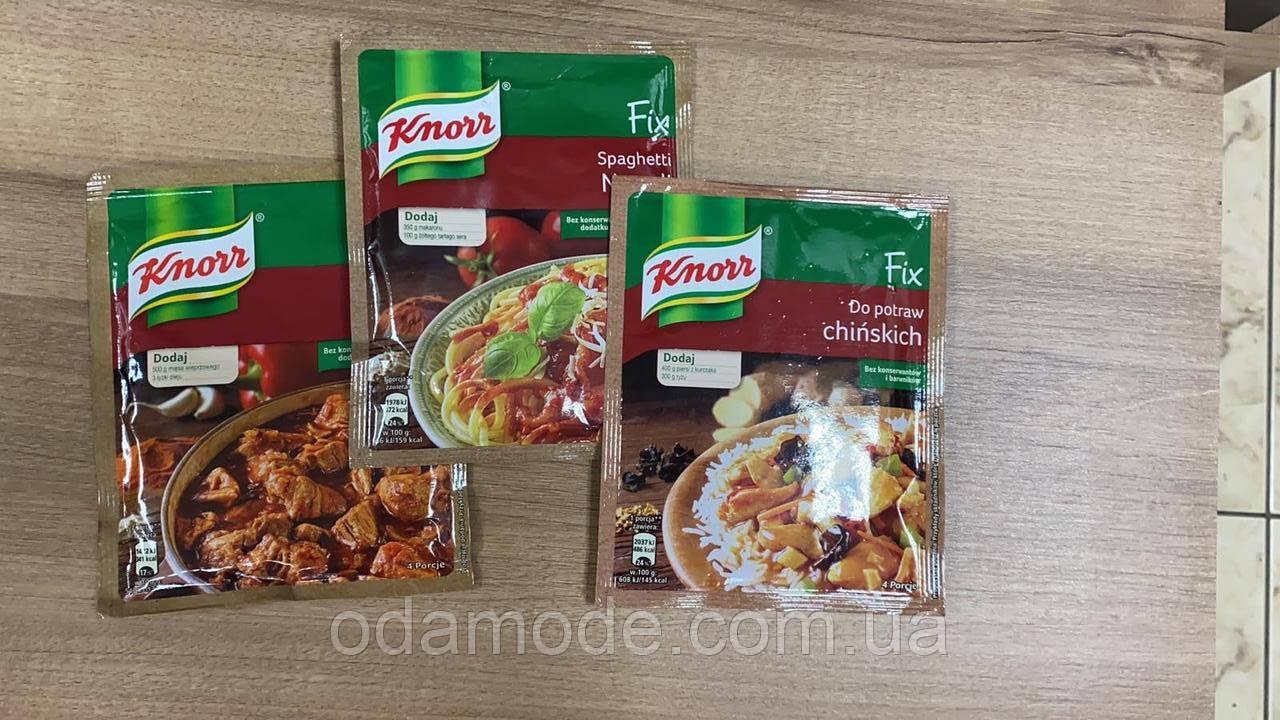 Knorr приправа 39 г Польша
