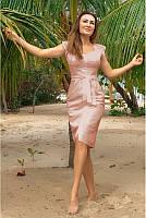 Летние платья из прошвы Ирен  до 60 размера