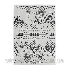 Килим Agadir 110 white/black