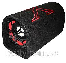 """Качественный активный сабвуфер с пультом Xplod 6"""" 500 Вт+Bluetooth"""