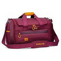 Дорожня сумка RivaCase 5331 (Burgundy red) 35л (5331 (Burgundy red))
