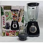 Блендер, измельчитель с кофемолкой DSP KJ-2056, 400 Вт., фото 8
