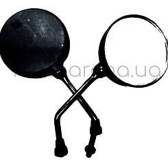 Дзеркала круглі Ява,Альфа (10 мм)
