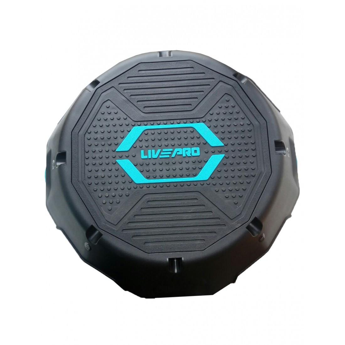 Мини-Степ-Платформа LivePro STEP для фитнеса и степ-аэробики (LP8244.S)