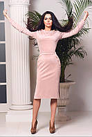 Костюм женский летний, юбка ,кофта, одеждадля девушек новинка 2020 Розовый, M