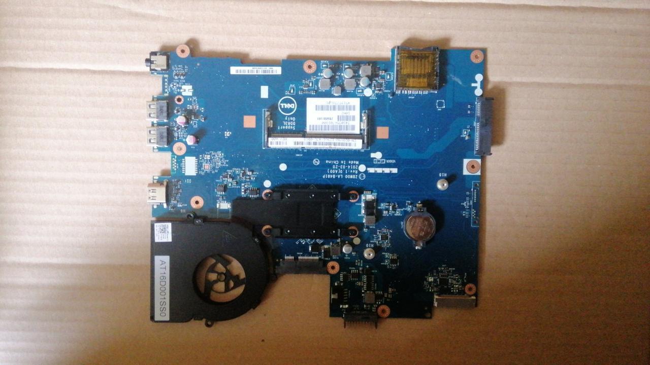 Материнская плата Compal LA-B481P ZBW00 не рабочая