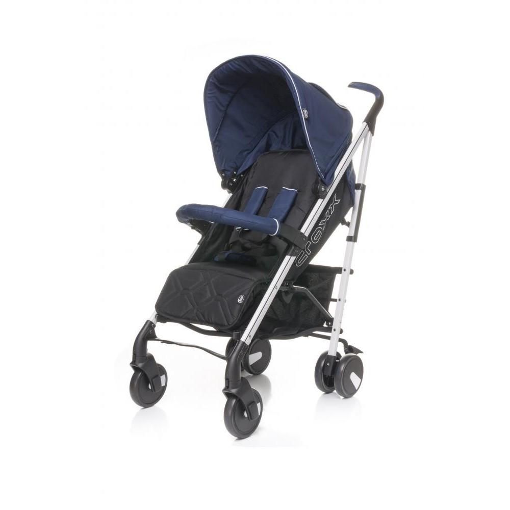 Прогулочная коляска 4baby Croxx Blue