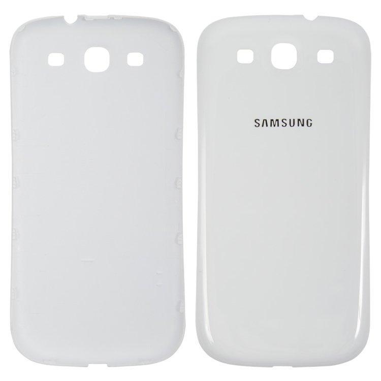 Задняя крышка Samsung i9300 Galaxy S3 белая