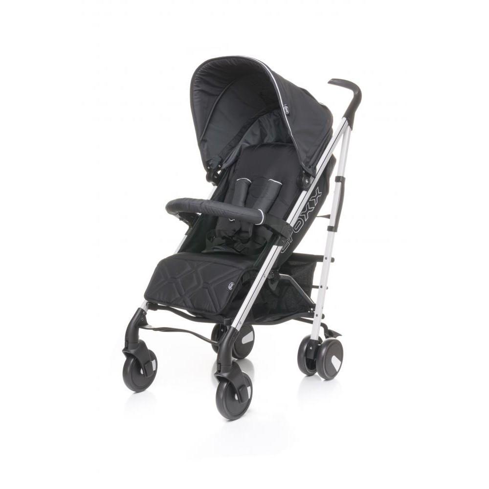Прогулочная коляска 4baby Croxx Dark Grey