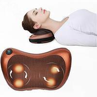 Массажная роликовая подушка Massage Pillow