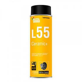 Керамическая смазка - BIZOL Ceramic+L55 0,5л, (Bizol)