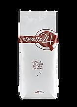 Кофе в зернах 1кг Garibaldi Espresso 24 (Италия)