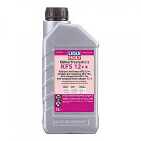 Концентрат антифриза - Kuhlerfrostschutz KFS 12++ 1 л., (Liqui Moly)
