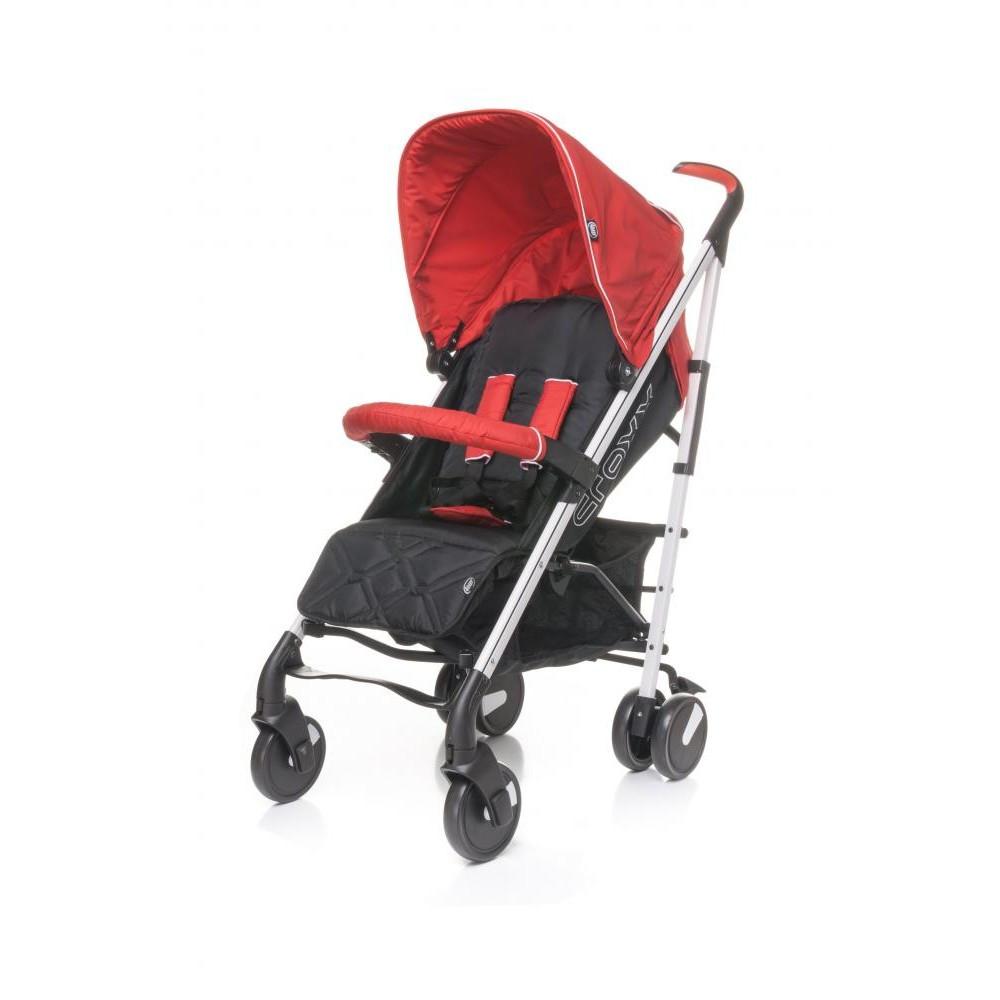 Прогулочная коляска 4baby Croxx Red