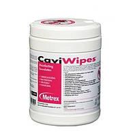 Салфетки для дезинфекции поверхностей CaviWipes 160 штук в контейнере, фото 1