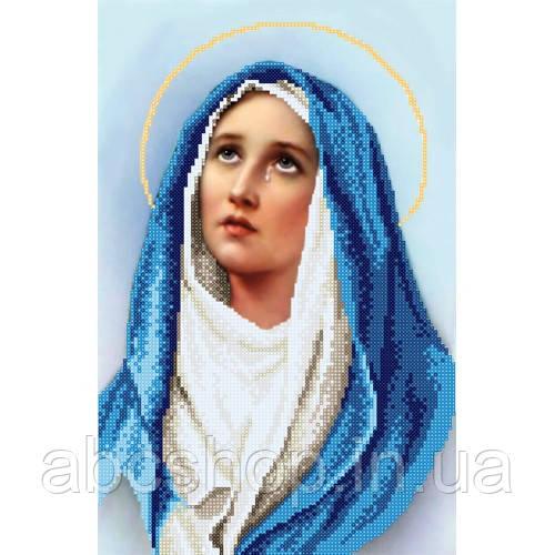 """""""Діва Марія"""" - Набір для вишивання бісером"""