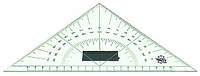 Навигационный треугольник - транспортир