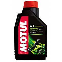 Моторне масло MOTUL 5000 4T SAE 10W40 (1L)