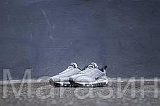 Женские кроссовки Nike Air Max 97 Swarovski Silver 927508-002 Найк Аир Макс 97 в стиле серебристые, фото 3