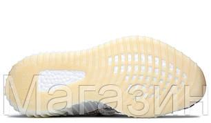 Мужские кроссовки adidas Yeezy Boost 350 V2 Zyon FZ1267 (Адидас Изи Буст 350) серые, фото 2