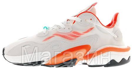 Мужские кроссовки adidas Torsion X Cloud White EH0244 адидас белые, фото 2