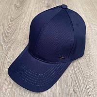 Бейсболка унисекс Adidas реплика Темно-синяя
