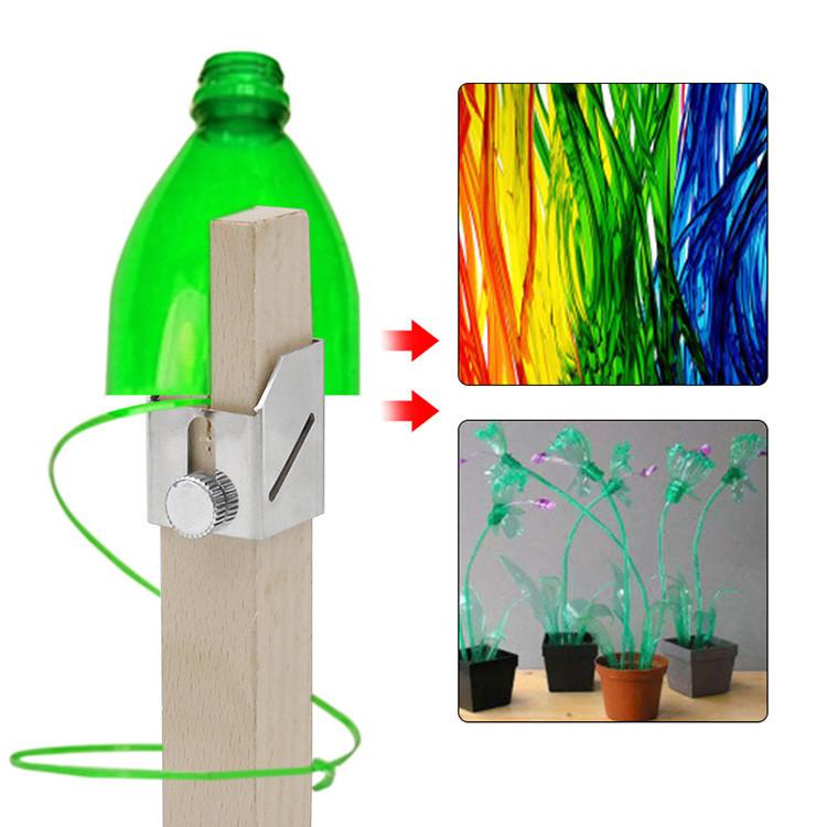 Резак для ленточной нарезки пластиковых бутылок, станок для ленточной нарезки