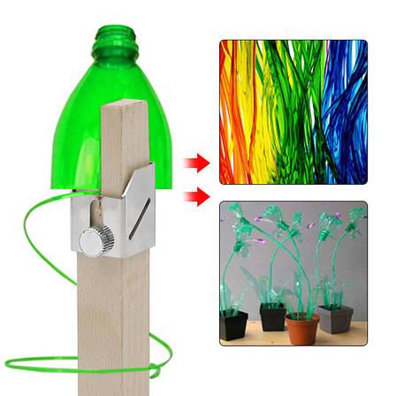 Резак для ленточной нарезки пластиковых бутылок, станок для ленточной нарезки, фото 2