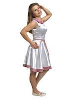 """Платье нарядное для девочки из атласа  э2205  рост 158 тм """"Попелюшка"""", фото 1"""