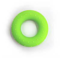 Эспандер кистевой кольцо силиконовый CF88 Салатовый
