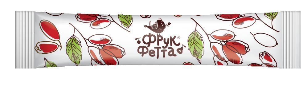 "Фруктова цукерка ""Кизил"" ТМ Фрукфетта"